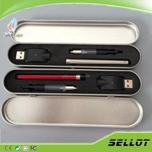 Buddy mini electronic cigarette pen buddy bud CBD vaporizer pen 510 cartridge vaporizer oil smoking e cigarette starter kit wax