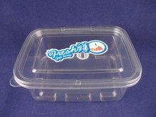 Plastic jewelry display tray