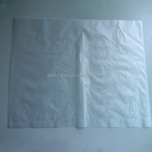 High Density Polyethylene Flat Poly Bags
