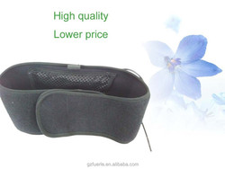 2015 Best mini heated belt electronic belt ,back pain belt
