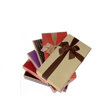 2014 various style paper gift box with Ribbon Design