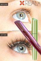 2015 New private label just 200 sets 12ML+4g best selling products Real plus 3D fiber lash mascara