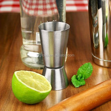 Different Size metal Bar Jigger,Stainless Steel Mixer Measuring Cup Jigger Cocktail Drink Measurer,stainless steel wine jigger