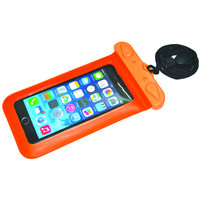PVC Dry pouch Waterproof in Diving Swimming Floating and Mobile Phone Lanyard PVC Waterproof Pouch