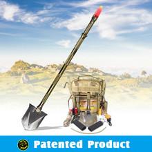 Rescue Tool Folding Shovel Adventure Kit movel#DJSV-V II Emergency Car Tool Kit