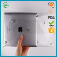 Clear a4 pouch pvc messenger bag