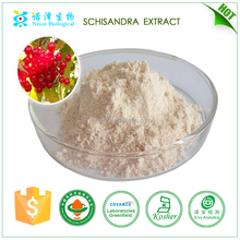 Herbal extract and schisandra extract for health care product raw material