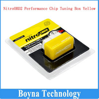 2015 (High Quality) NitroOBD2 for Benzine cars Chip Tuning Box Plug and Drive OBD2 Chip Tuning Box