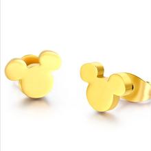 Yiwu Aceon 2015 Designs Factory Designs Fashion Jewelry Earrings Fancy Plain Cartoon Earring