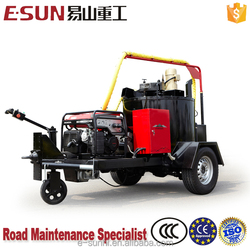 ESUN CLYG-ZS350 350L Electric agitator asphalt crack sealing machine