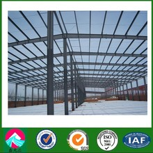 Green quality prefabricated metal building /workshop /shed
