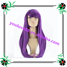 Tokyo ghouls Tokyo/DaiLiShi god Purple hair cos wig manufacturers wholesale