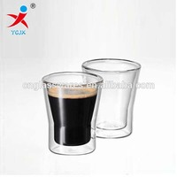 bodum double wall glass cups