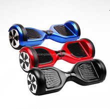 Red 2 wheel self balance scooter drift board Hands Free Electric Mobility Scooter 2 Wheels Self Balance Personal Transporter