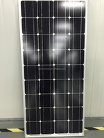 CE/IEC/TUV Certificate Anti-Dumping free Mono 100W solar panel