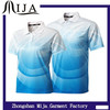 100% polyester sublimation print dry fit polo shirt, custom polo shirt, wholesale polo shirt