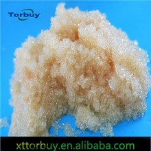 001x7 Cation Exchange Resin used for extract amino acid from animals and plants