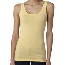 Next Level 3533 Women's Blended Jersey Blank Tank Top