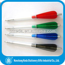 2014 Promotional Plastic Interesting Dart Pen