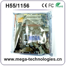 Computer Accessories Main Board H55 1156 with H55 Chipset LGA1156
