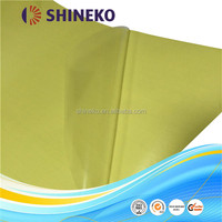 Double sided self adhesive backed plastic clear film