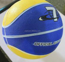 Design antique mini basket ball toy