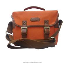 Professional DSLR Canvas Camera Bag/Case Travel Photo Bag Single Shoulder Backpack for Canon Nikon