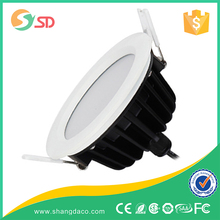 High brightest waterproof rgb led downlights 21w with ce tuv saa rohs iso9001