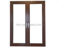 Commercial workshop double swing door/aluminum casement door factory price