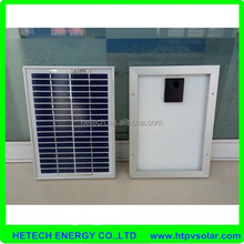 High quality 5 watt poly mini solar panel
