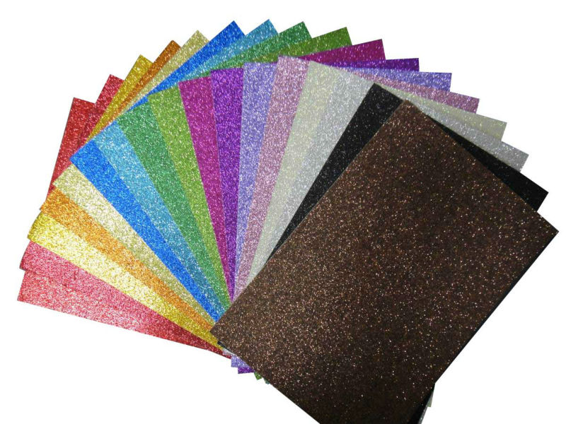 Simli fon kartonu glitter paper starry paper for craft for Where to buy contact paper for crafts
