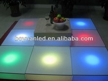 night club furniture/led sofa/led chair/wedding led floor