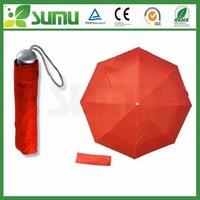 Good quality hand open folding rain umbrella of different colors