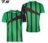 Drop ship cheap price custom team football shirt soccer jersey