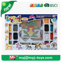 new product 2016 for kids Yirun 5MM diy beads wholesale kids educational promotional gift items