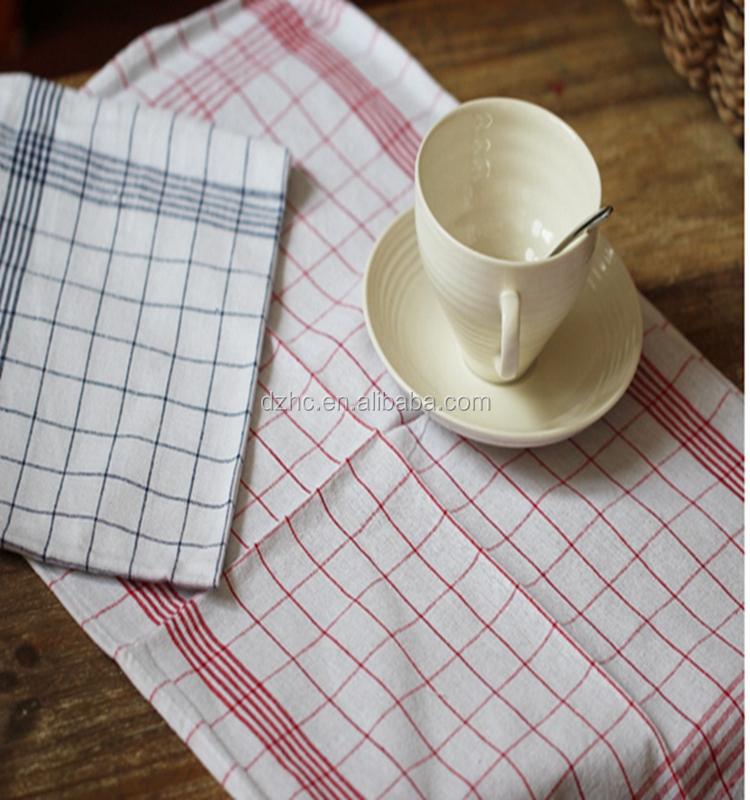Wholesale Custom Cotton Tea Towels