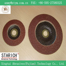 alumina polishing disc tested with EN13743