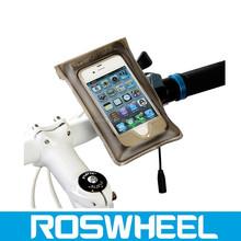 Mobile Phone Waterproof Bike Bicycle Handlebar Case Bag for iPhone 4 4s 11601 foam rubber bicycle handlebar grips