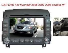 Fit for Hyundai sonata 2006-2008 cortex A9 1080P BT TV GPS IPOD car dvd HD capavtive touch screen gps