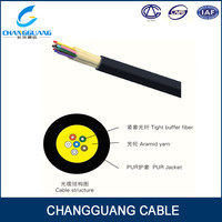 GJPFJU communication cable outdoor mobile anti -aging out jacket fiber optic cable
