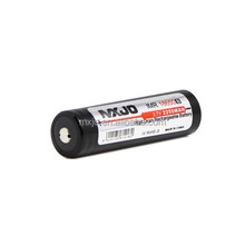 MXJO IMR 18650 2250mah 3.7V High Drain Button Top Battery