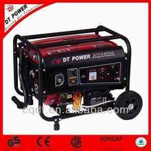 Engine run 2.5KW Power Electric Portable Generation Generating Gasoline Generator Set
