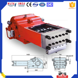 High Quality Trade Assurance Products High Pressure Cleaning Equipment High Pressure Water Pump & R.O. Water Supply