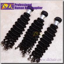 kbl Can dye and iron wholesale deep wave Burmese hair
