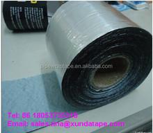 Flashing tape aluminium foil coated with bituminous adhesive