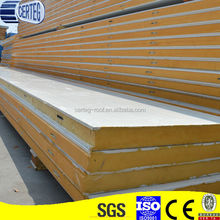 New type PU Foam Sandwich Panel thermal insulated panels