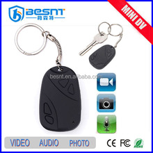 portable long time recording, security system SD card storage, wireless mini dv pinhole hidden camera BS-736