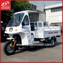 3 wheel motor trike/ petrol motorcycles ambulance tricycle passenger