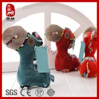 Chinese maunfaeturer 2014 new cloth plush horse toy