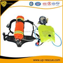 Auto rescate aparato de respiración un aparato de respiración portátil